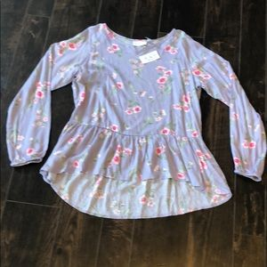 New w/tags Children Place top